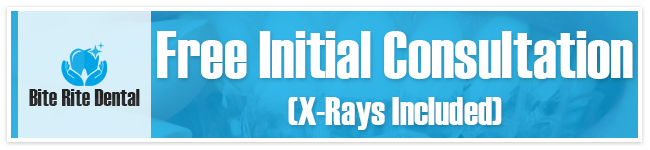 Free Initial Consultation (X-Rays Included)